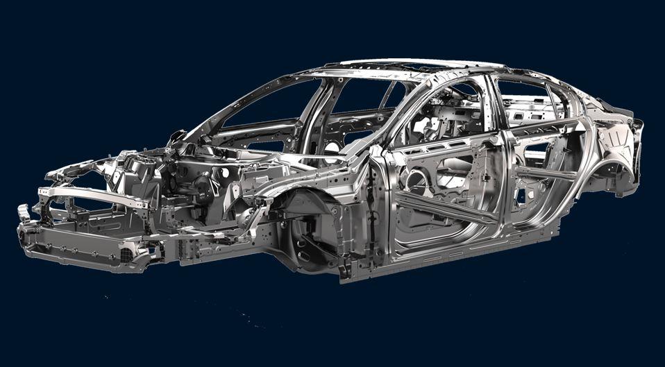 Aluminum in Auto
