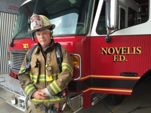Fighting fire with foam: Inside the Novelis Fire Department