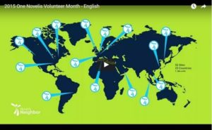One Novelis Volunteer Month Unites Globally, Impacts Locally