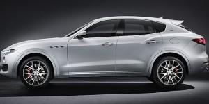 Maserati Levante Novelis aluminum