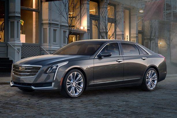 2016 Cadillac CT6 made with Novelis aluminum. Source: Automobile Magazine