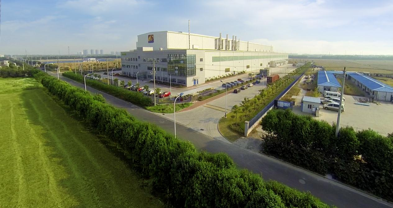 Novelis' Changzhou facility provides local supply for the Cadillac CT6 in China