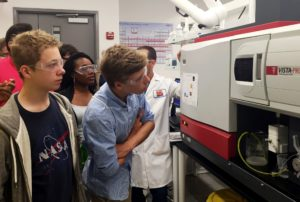 Students Explore STEM Careers at Novelis Innovation Lab