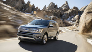 Ford goes big with aluminum on all-new Ford Expedition