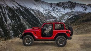Novelis Aluminum Lightens 2018 Jeep® Wrangler
