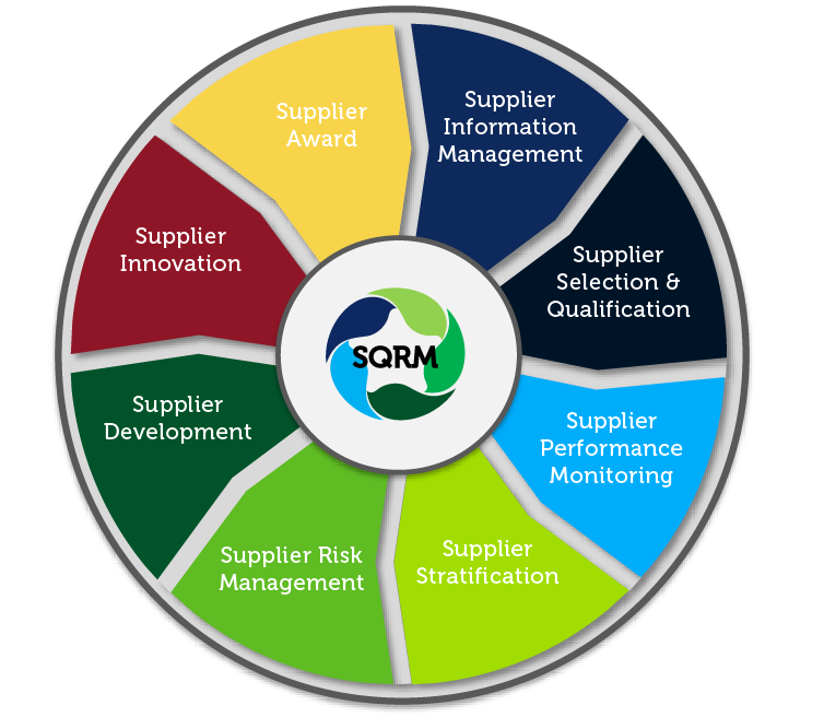 SQRM 框架 — 部分定义